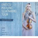 【輸入盤】エネスコ:ヴァイオリン・ソナタ第3番、プーランク:ヴァイオリン・ソナタ、シェーンベルク:幻想曲、他…