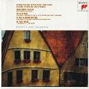 四手のためのフランス音楽:ドビュッシー:小組曲/サティ:梨の形をした3つの小品/フォーレ:組曲「ドリー」他