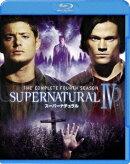 SUPERNATURAL 4 スーパーナチュラル <フォース・シーズン> コンプリート・セット【Blu-ray】
