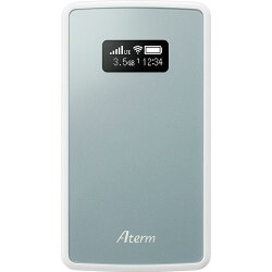 NEC LTEモバイルルータ Aterm MP01LN SW