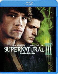 SUPERNATURAL 3 スーパーナチュラル <サード・シーズン> コンプリート・セット【Blu-ray】 [ ジャレッド・パダレッキ ]
