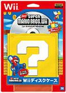 NewスーパーマリオブラザーズWii Wiiディスクケース
