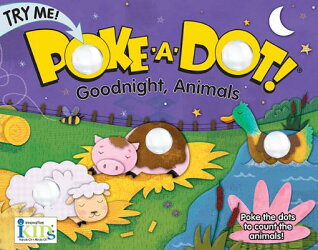 Poke-A-Dot Good Night Animals