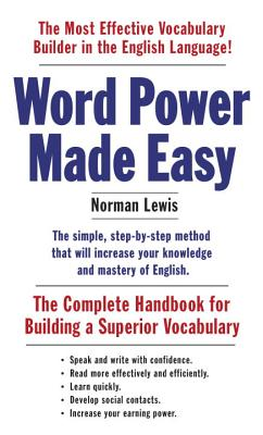 WORD POWER MADE EASY R/E(A) [ NORMAN LEWIS ]