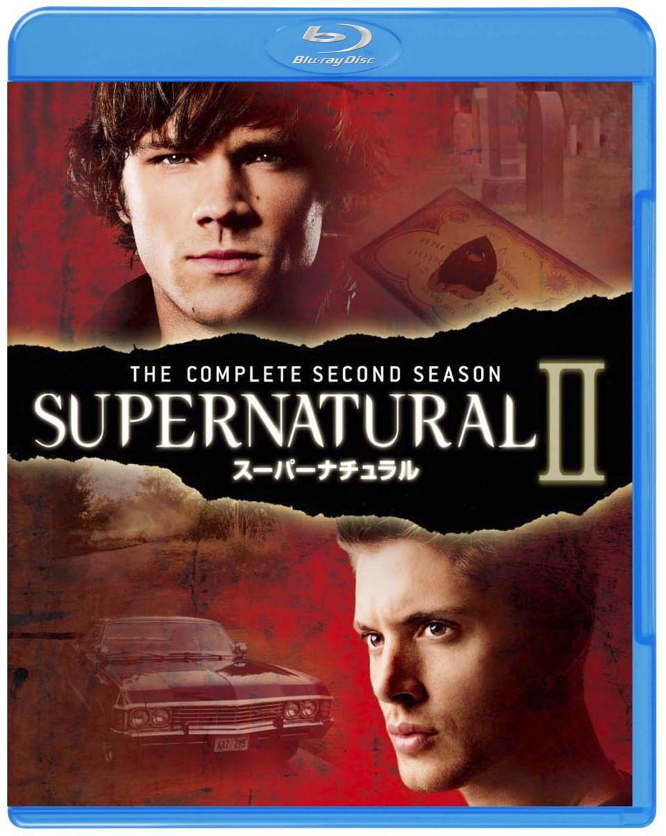 SUPERNATURAL 2 スーパーナチュラル <セカンド・シーズン> コンプリート・セット【Blu-ray】 [ ジャレッド・パダレッキ ]