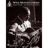 WES MONTGOMERY/GUITAR ANTHOLOGY (ギタースコア)