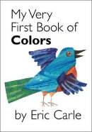 MY VERY FIRST BOOK OF COLORS(BB)