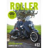 ROLLER magazine(#32) JASON JESSEE/DUSTERS CUP 2019 (NEKO MOOK)