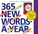365 New Words-A-Year Page-A-Day Calendar