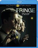 FRINGE/フリンジ<セカンド・シーズン> コンプリート・セット【Blu-ray】