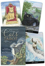 Mystical Cats Tarot MYSTICAL CATS TAROT [ Lunaea Weatherstone ]