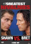 WWEグレイテスト・ライバル ショーン・マイケルズ vs. ブレット・ハート