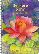 RAM Dass 2018 - 2019 Weekly Planner: Be Here Now