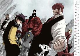 「血界戦線 Back 2 Back」コミックカレンダー2021