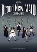 バンドスコア BAND-MAID 『Brand New MAID』