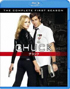 CHUCK/チャック<ファースト・シーズン> コンプリート・セット【Blu-ray】 [ ザッカリー・リーヴァイ ]