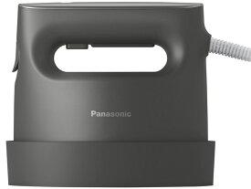 Panasonic 衣類スチーマー (ダークグレー ) NI-FS770-H
