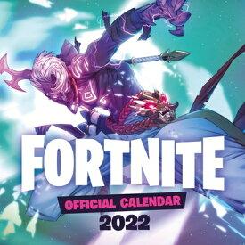 Fortnite (Official): 2022 Calendar FORTNITE (OFFICIAL) 2022 CAL [ Epic Games ]