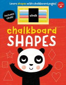 Chalkboard Shapes: Learn Shapes with Chalkboard Pages!