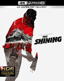 シャイニング 北米公開版<4K ULTRA HD&ブルーレイセット>【4K ULTRA HD】 [ ジャック・ニコルソン ]