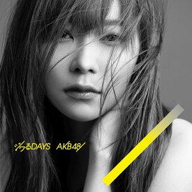 ジワるDAYS (初回限定盤 CD+DVD Type-A) [ AKB48 ]