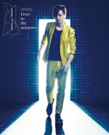 DAICHI MIURA LIVE TOUR 2013 -Door to the unknown-【Blu-ray】 [ 三浦大知 ]