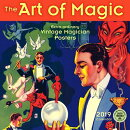 Art of Magic 2019 Wall Calendar: Extra-Ordinary Vintage Magician Posters