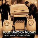【輸入盤】Works For Piano 4 Hands: Ayrton Gluxam(Cemb)