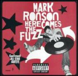 【輸入盤】Here Comes The Fuzz [ Mark Ronson ]
