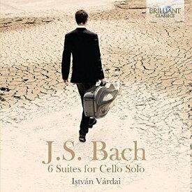【輸入盤】無伴奏チェロ組曲全曲 イシュトヴァーン・ヴァールダイ(2CD) [ バッハ(1685-1750) ]