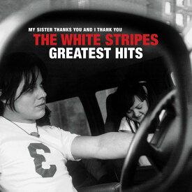 【輸入盤】ホワイト・ストライプス・グレイテスト・ヒッツ [ WHITE STRIPES ]