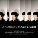 【輸入盤】ベートーヴェン:ピアノ・ソナタ第29番『ハンマークラヴィーア』、リスト:『巡礼の年』第1年 アンドレ…
