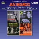 【輸入盤】Jazz Organists: Four Classic Albums (2CD)