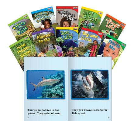 Time for Kids Nonfiction Readers, Grade 1 TIME FOR KIDS NONFICTION-30PK [ Teacher Created Materials ]