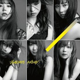 ジワるDAYS (初回限定盤 CD+DVD Type-C) [ AKB48 ]
