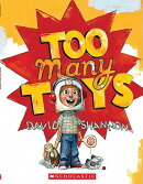 Too Many Toys - Audio