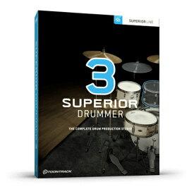 SUPERIOR DRUMMER 3 / BOX