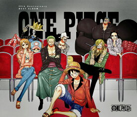 ONE PIECE 20th Anniversary BEST ALBUM [ (V.A.) ]