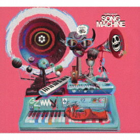 SONG MACHINE: Season One - Strange Timez [ GORILLAZ ]