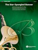 【輸入楽譜】スミス, John Stafford: アメリカ合衆国国歌「星条旗」/吹奏楽とオプション合唱譜付/Robinson & Miller…