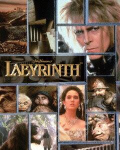 ラビリンス 魔王の迷宮 メモリアル・エディション ブルーレイ&DVDコンボ【Blu-ray】 [ デヴィッド・ボウイ ]