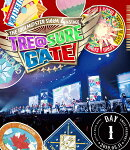 THE IDOLM@STER SideM 4th STAGE 〜TRE@SURE GATE〜 LIVE Blu-ray SMILE PASSPORT(DAY1通常版)【Blu-ray】