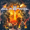 【輸入盤】All For Metal Vol.V (+dvd)