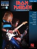【輸入楽譜】アイアン・メイデン: ギター・プレイ・アロング 第130巻: アイアン・メイデン/TAB譜: オーディオ・オン…