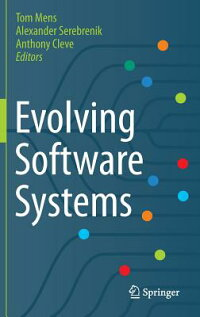 EvolvingSoftwareSystems[TomMens]
