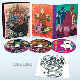 ドロヘドロ Blu-rayBOX 下巻 初回生産限定版【Blu-ray】 [ 高木渉 ]