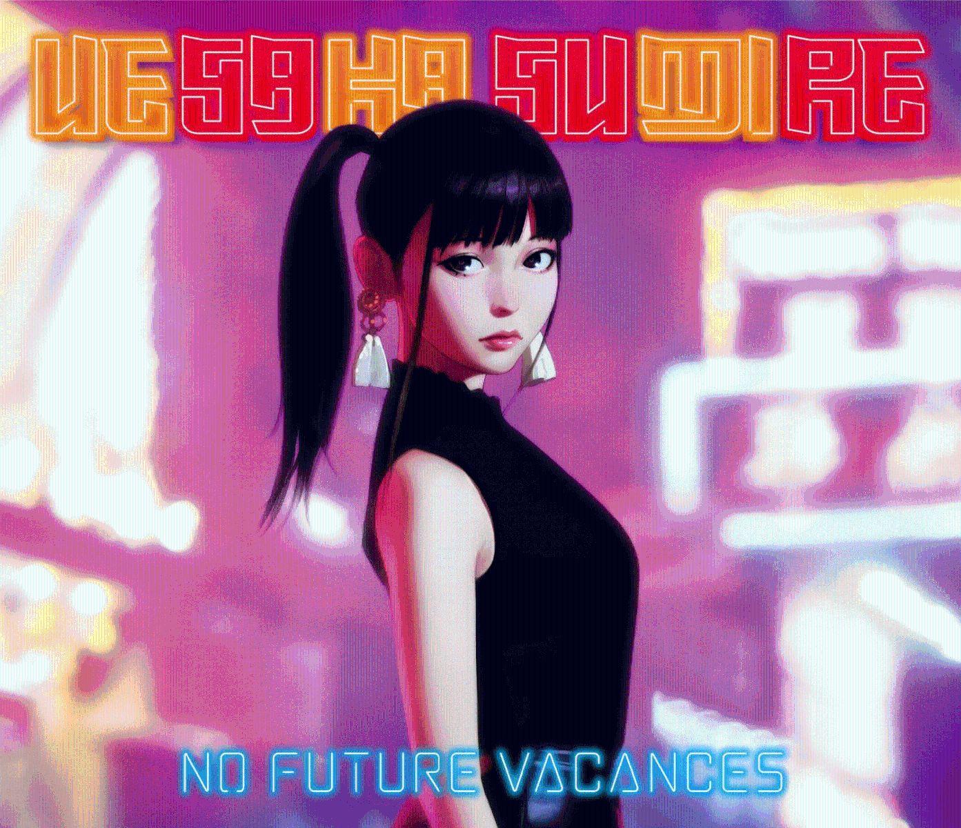 ノーフューチャーバカンス (初回限定盤A CD+Blu-ray) [ 上坂すみれ ]