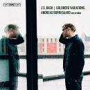 【輸入盤】ゴルトベルク変奏曲 アンドレーアス・ボーアゴー(アコーディオン)(+CD)