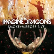 【輸入盤】Smoke+MirrorsLive(+cd)[ImagineDragons]