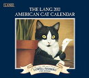 The Lang American Cat Calendar [With 2 Bookmarks]